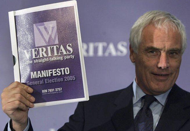 Potensi Dari Politisi Veritas Party di Inggris
