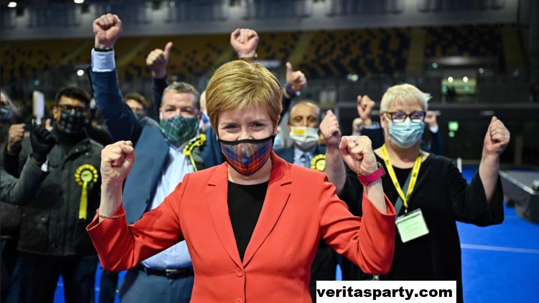 Hasil Pemilu Skotlandia Beri Keluasaan Inggris Nantinya