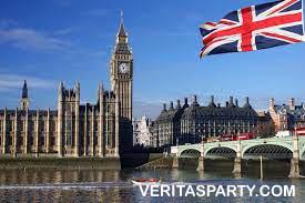Pesta konservatif partai politik, Inggris Raya