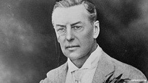 Joseph Chamberlain Seorang Politisi Inggris dan reformis sosial