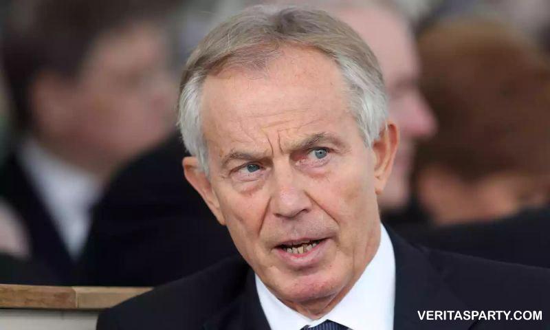 Tony Blair Akan Masuk Lagi ke politik Inggris buat melawan Brexit